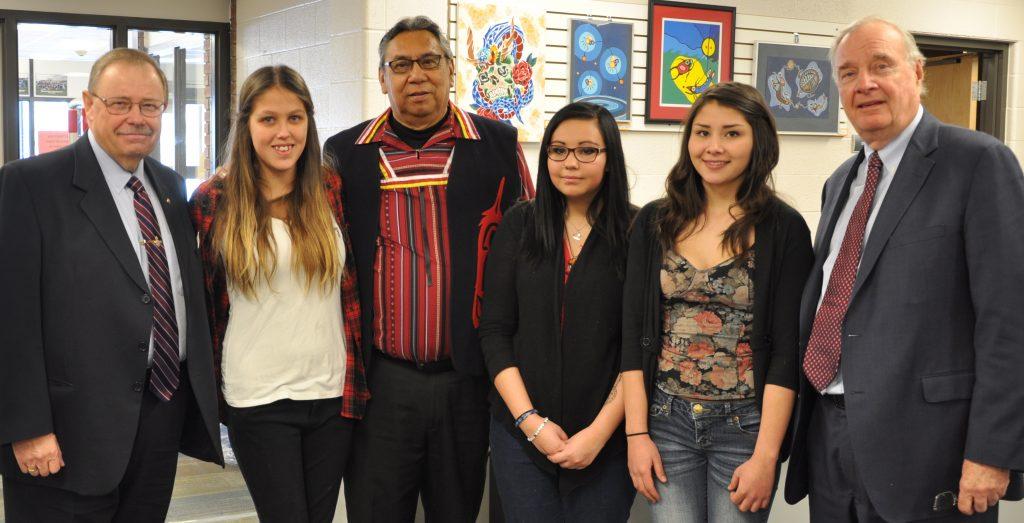 Aboriginal scholarship program
