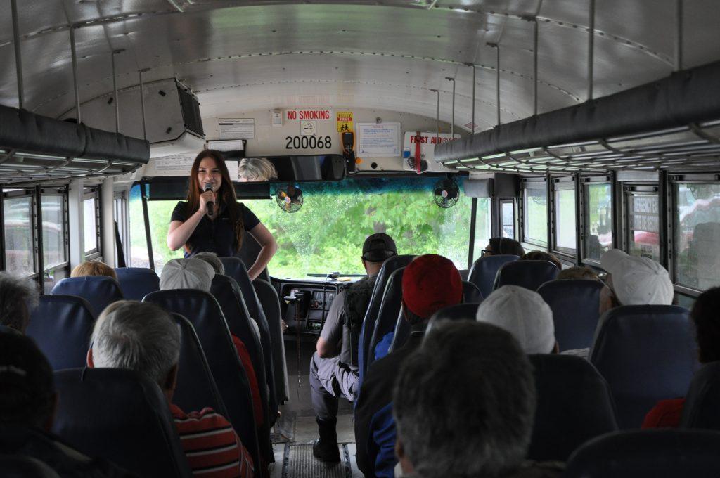 Bruce Power Summer Bus Tours