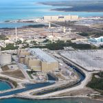 Bruce power site