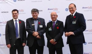 Bruce Power GE Hitachi sign MOU